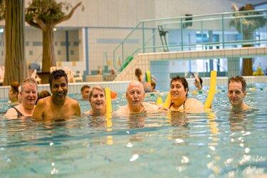 Hersenletsel? Kom sporten bij InteraktContour in de Nationale Sportweek!