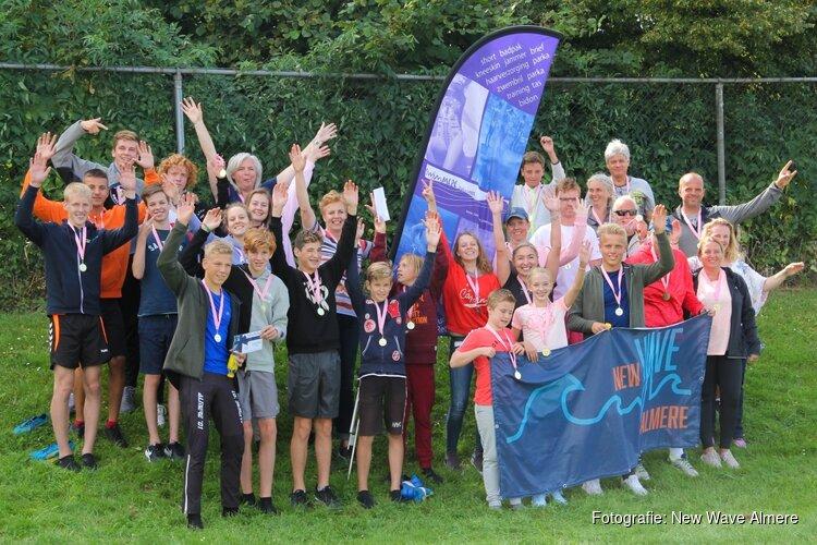 Nieuwe KNZB-zwemvereniging in Almere