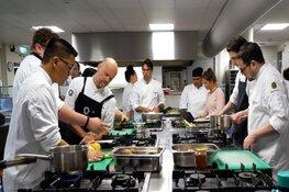 ROC-leerlingen koken als een pionier