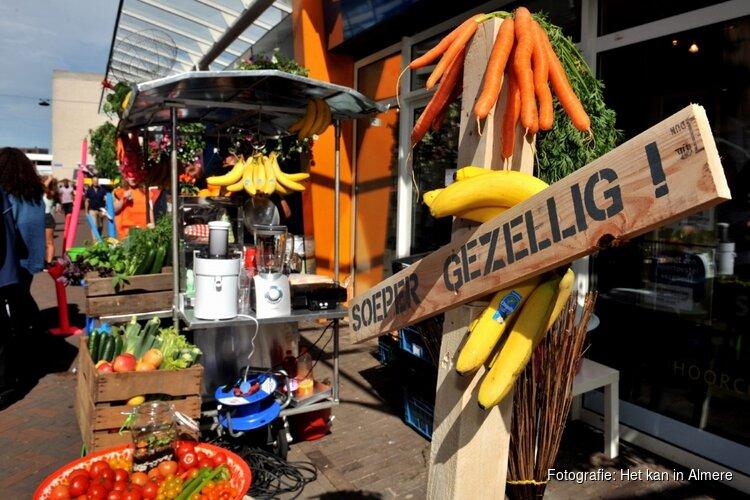 Achtste editie groentesoep festival