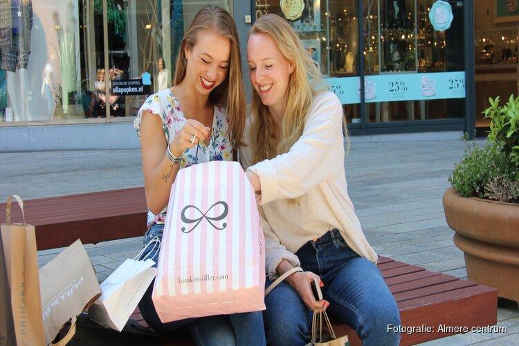 Glamour shoppen in Almere centrum
