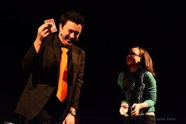 'Haha' en 'huh' tijdens eerste comedy & magic avond in Almere
