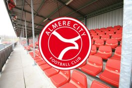Almere City FC langs FC Dordrecht in wedstrijd met twee gezichten