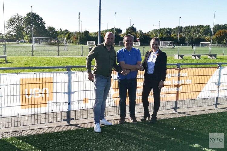 UBN Uitzendbureau sponsort asc Waterwijk