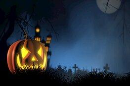 Halloween tochten georganiseerd door Stichting Almeerse Handen Ineen