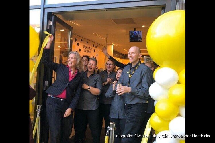 Vernieuwde Xenos in Almere Buiten feestelijk geopend