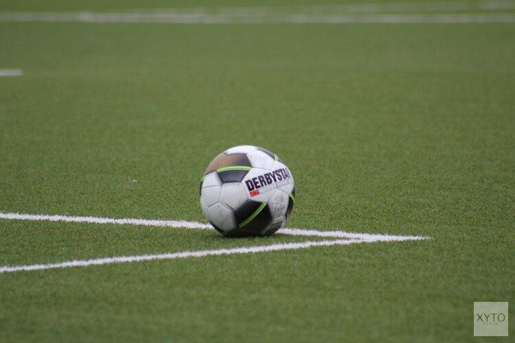 Jong Almere City FC weet het niet te rooien in Bollenstreek
