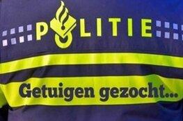 Berovingen in Almere; politie zoekt getuigen
