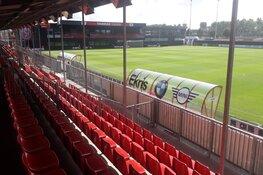 Jong Almere City buigt het hoofd voor Ajax Zaterdag 1