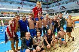 Zwemvereniging New Wave op schema met Nationale Zwemcompetitie