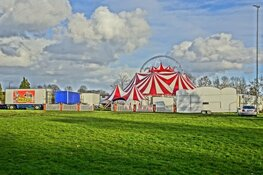 Circus komt met vele dieren naar Almere-haven