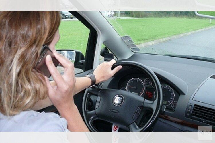 Controles op 13 en 14 november op afleiding in het verkeer
