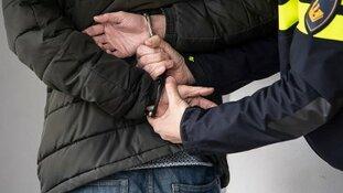 Straatrovers aangehouden