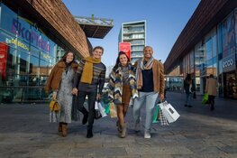 Korting scoren op Black Friday in Almere Centrum