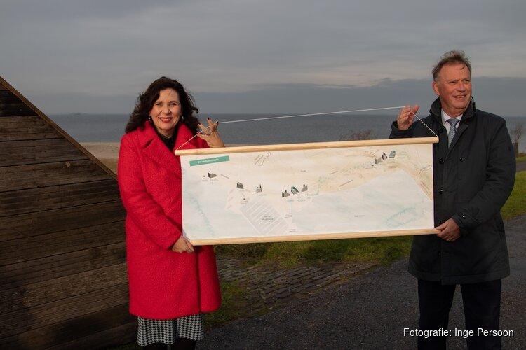 Strandwachters vertellen over het begin van Flevoland