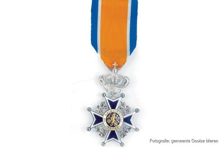 Koninklijke Onderscheiding voor inwoonster Bussum en inwoonster Almere