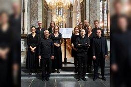 Ensemble Hermes zingt 'Polyfonie rond de standaard'