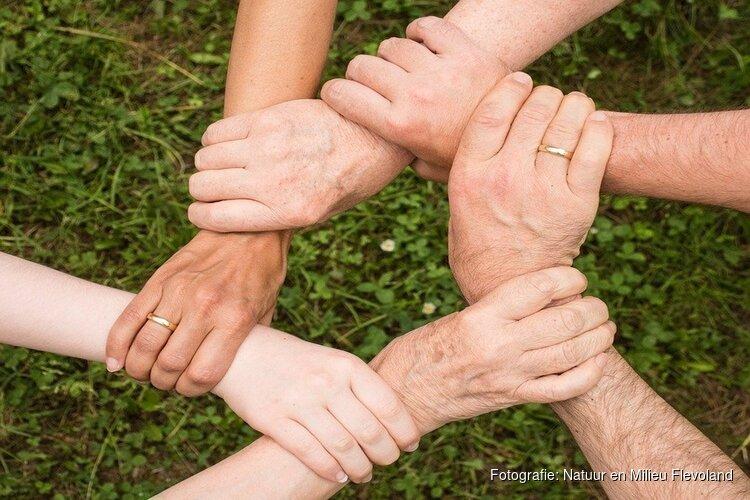 Steeds meer Flevolandse bewoners wekken samen stroom op