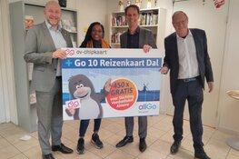 Keolis Nederland doneert 450 OV-chipkaarten aan Voedselloket Almere