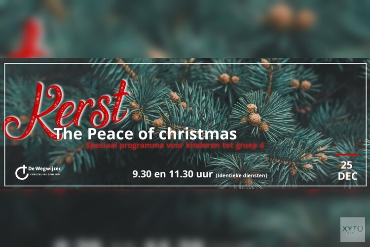 Waar blijft The Peace of Christmas?