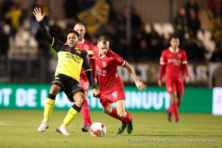 Almere City FC sluit jaar af met positief gevoel
