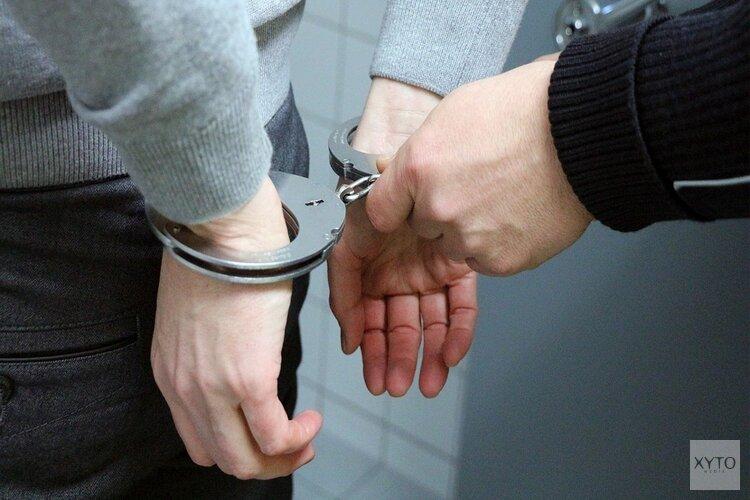 Woninginbrekers aangehouden