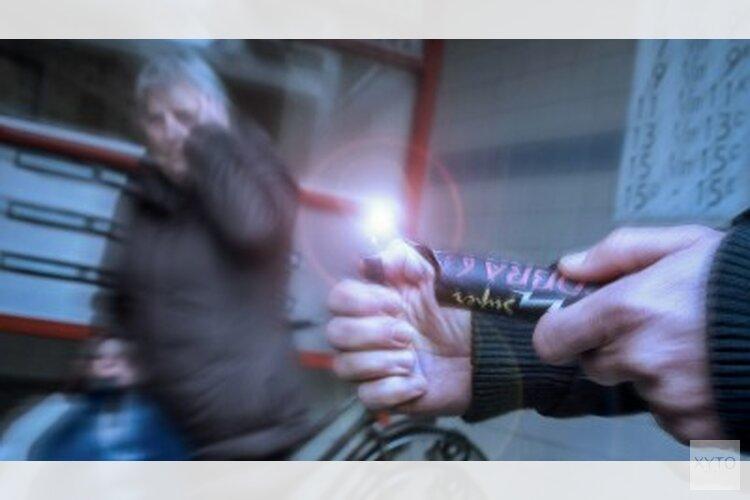 Boetes en vuurwerk inbeslag genomen