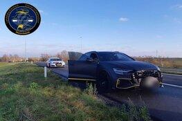 Met 192 kilometer over A27: rijbewijs kwijt