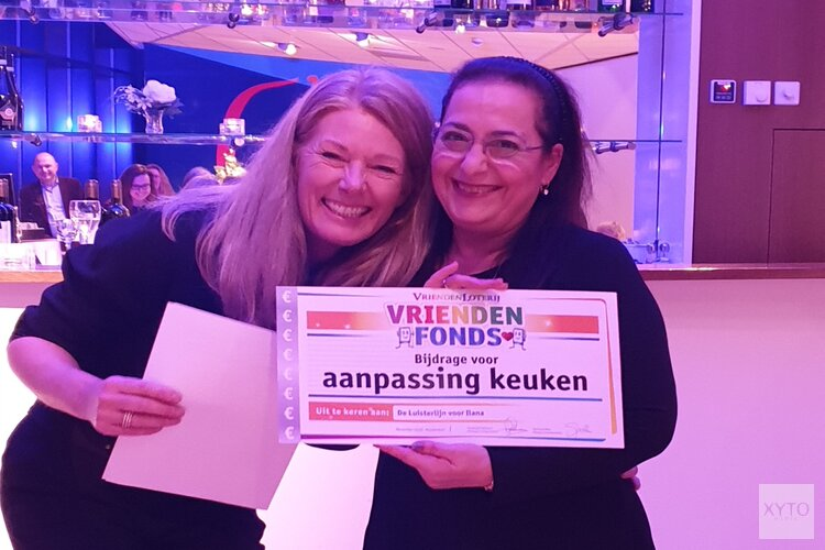 VriendenLoterij vervult hartenwens Ilana uit Almere