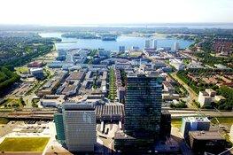 Almere gaat voor een echte binnenstad