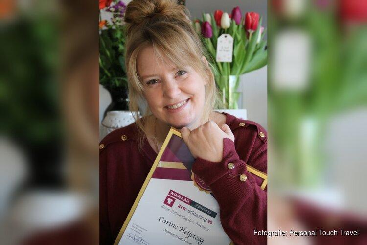 Carine Heijsteeg  - Beste Zelfstandig Reisadviseur Flevoland 2020