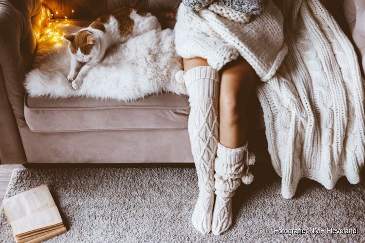 Koud buiten: geniet van warme voetjes binnen