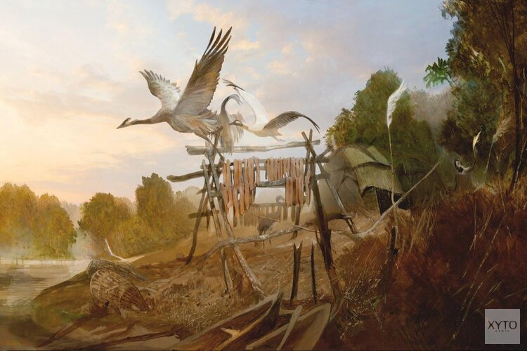 Almeers verleden geïllustreerd door Kelvin Wilson