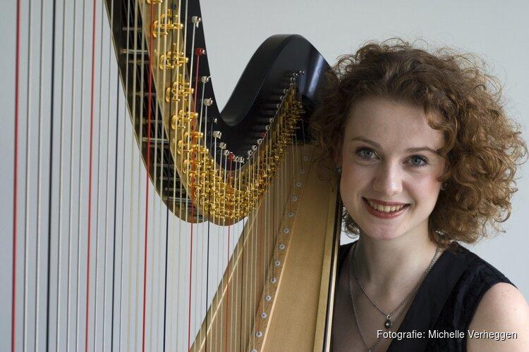 Concert van Doppler Duo, harp en altviool in samenwerking met Nationaal Muziekinstrumenten Fonds