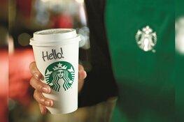 Starbucks gaat open in Almere Centrum
