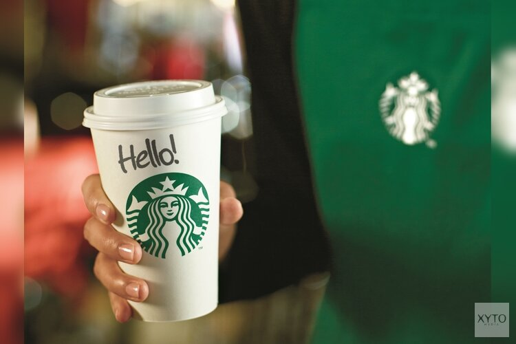 Starbucks gaat open in Almere Centrum