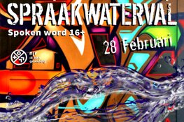 Spraakwaterval op 28 januari in Almere Haven