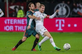 Gifbeker nog niet leeg voor Ajax, nu ook uitgeschakeld in beker
