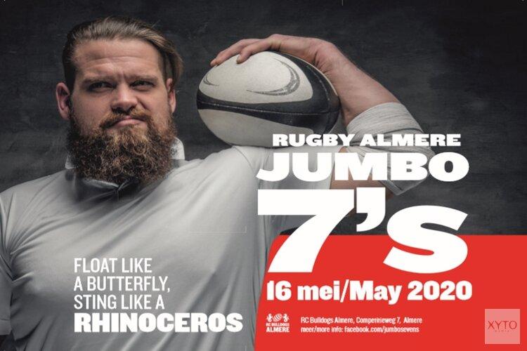 Uniek in Nederland! Toernooi voor zwaargewichten in Almere op 16 mei 2020