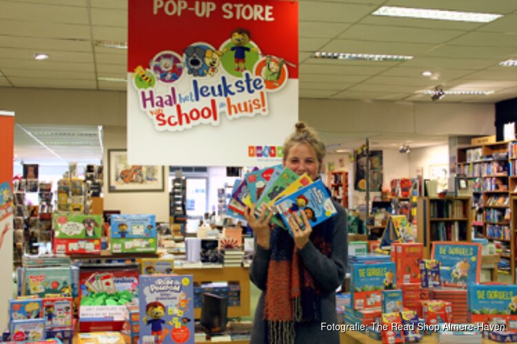 Zwijsen opent pop-up store voor educatieve spellen in The Read Shop Almere-Haven