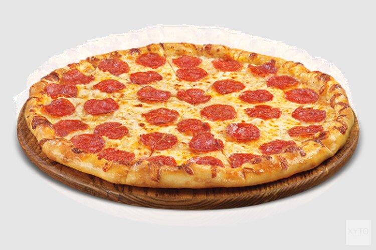 Politie zoekt twee pizzadieven in Almere