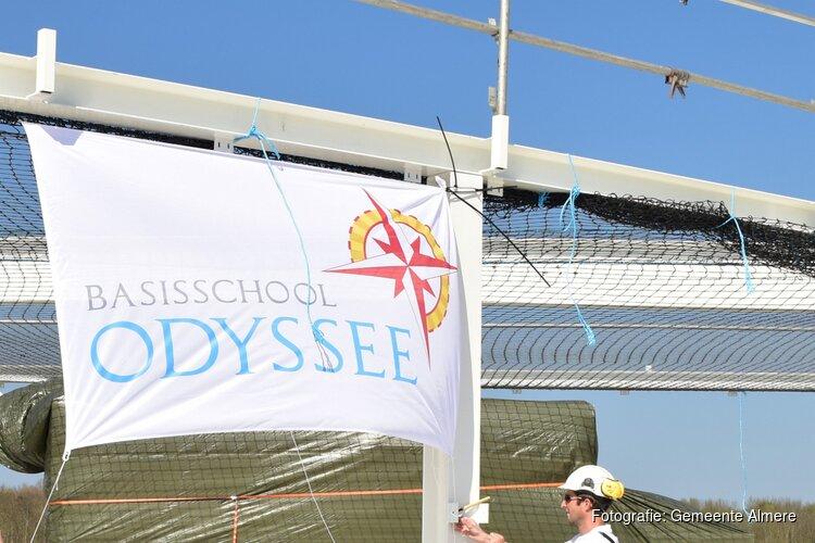 Hoogste punt bereikt basisschool Odyssee
