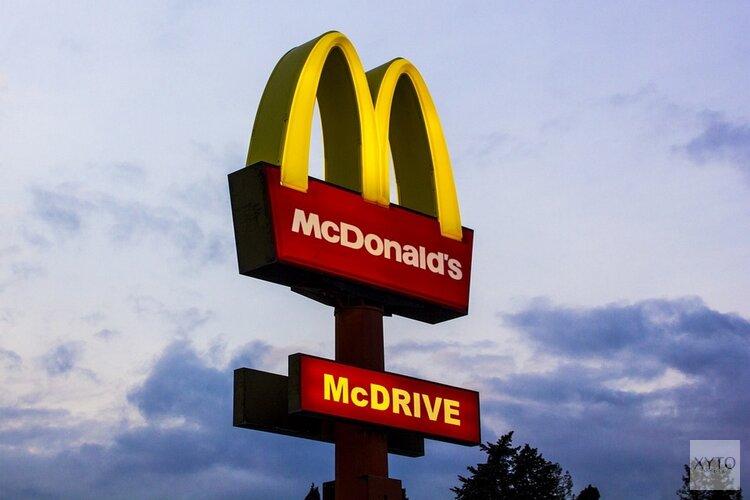 McDonald's restaurant Almere Buiten introduceert Take Out service
