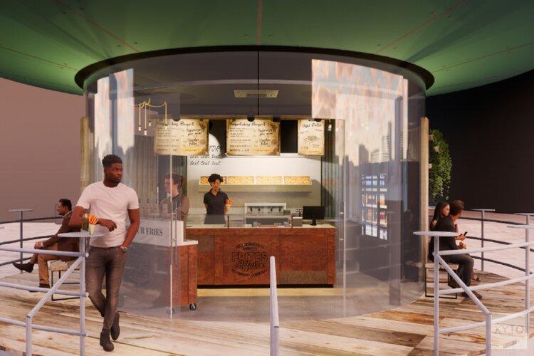 Frites Affairs opent in Almere Centrum