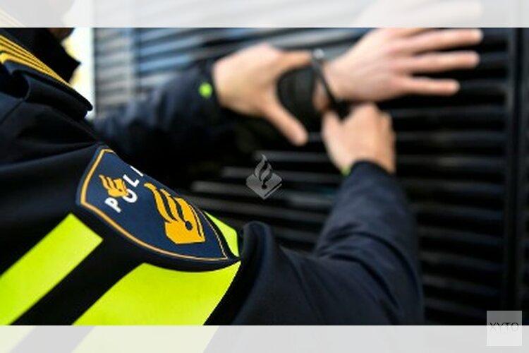 Beroving Almere: politie houdt twee verdachten aan