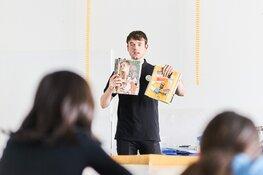 Kunstlinie Almere Flevoland biedt online kunsteducatie voor Almeerse scholen
