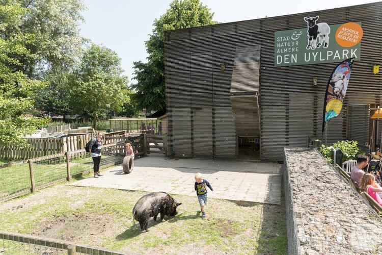 Kinderboerderijen van Stad & Natuur weer geopend