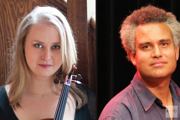 Concert 'Frühling', een hommage aan Beethoven op piano en viool