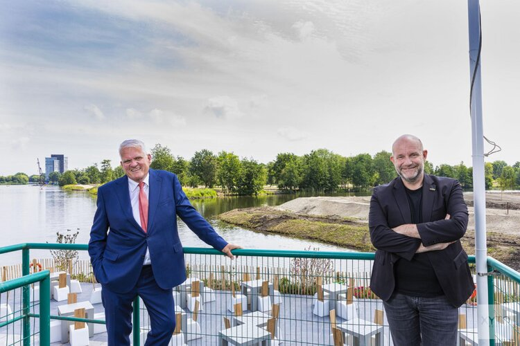 Floriade Expo 2022 in Almere gaat door