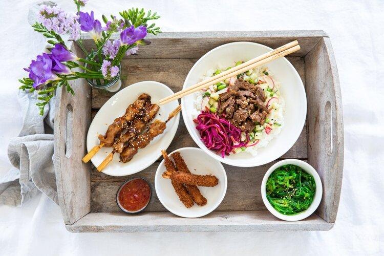 Gezond en snel een hapje eten bij Poké Perfect